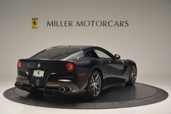 Used 2017 Ferrari F12 Berlinetta for sale Sold at Alfa Romeo of Greenwich in Greenwich CT 06830 7