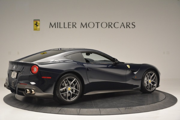 Used 2017 Ferrari F12 Berlinetta for sale Sold at Alfa Romeo of Greenwich in Greenwich CT 06830 8
