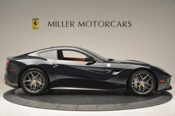 Used 2017 Ferrari F12 Berlinetta for sale Sold at Alfa Romeo of Greenwich in Greenwich CT 06830 9