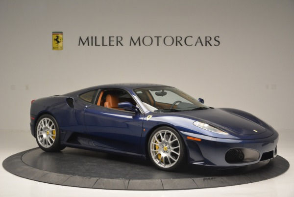 Used 2009 Ferrari F430 6-Speed Manual for sale Sold at Alfa Romeo of Greenwich in Greenwich CT 06830 10