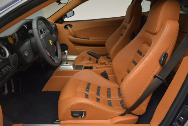 Used 2009 Ferrari F430 6-Speed Manual for sale Sold at Alfa Romeo of Greenwich in Greenwich CT 06830 15