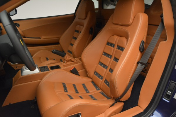 Used 2009 Ferrari F430 6-Speed Manual for sale Sold at Alfa Romeo of Greenwich in Greenwich CT 06830 16