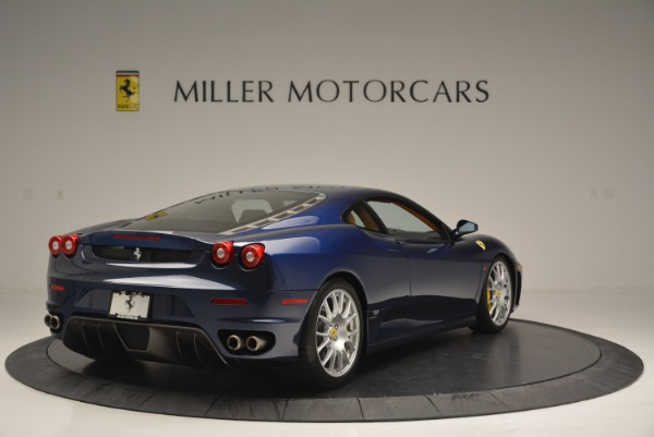 Used 2009 Ferrari F430 6-Speed Manual for sale Sold at Alfa Romeo of Greenwich in Greenwich CT 06830 7