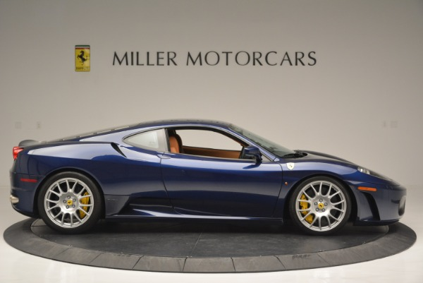 Used 2009 Ferrari F430 6-Speed Manual for sale Sold at Alfa Romeo of Greenwich in Greenwich CT 06830 9