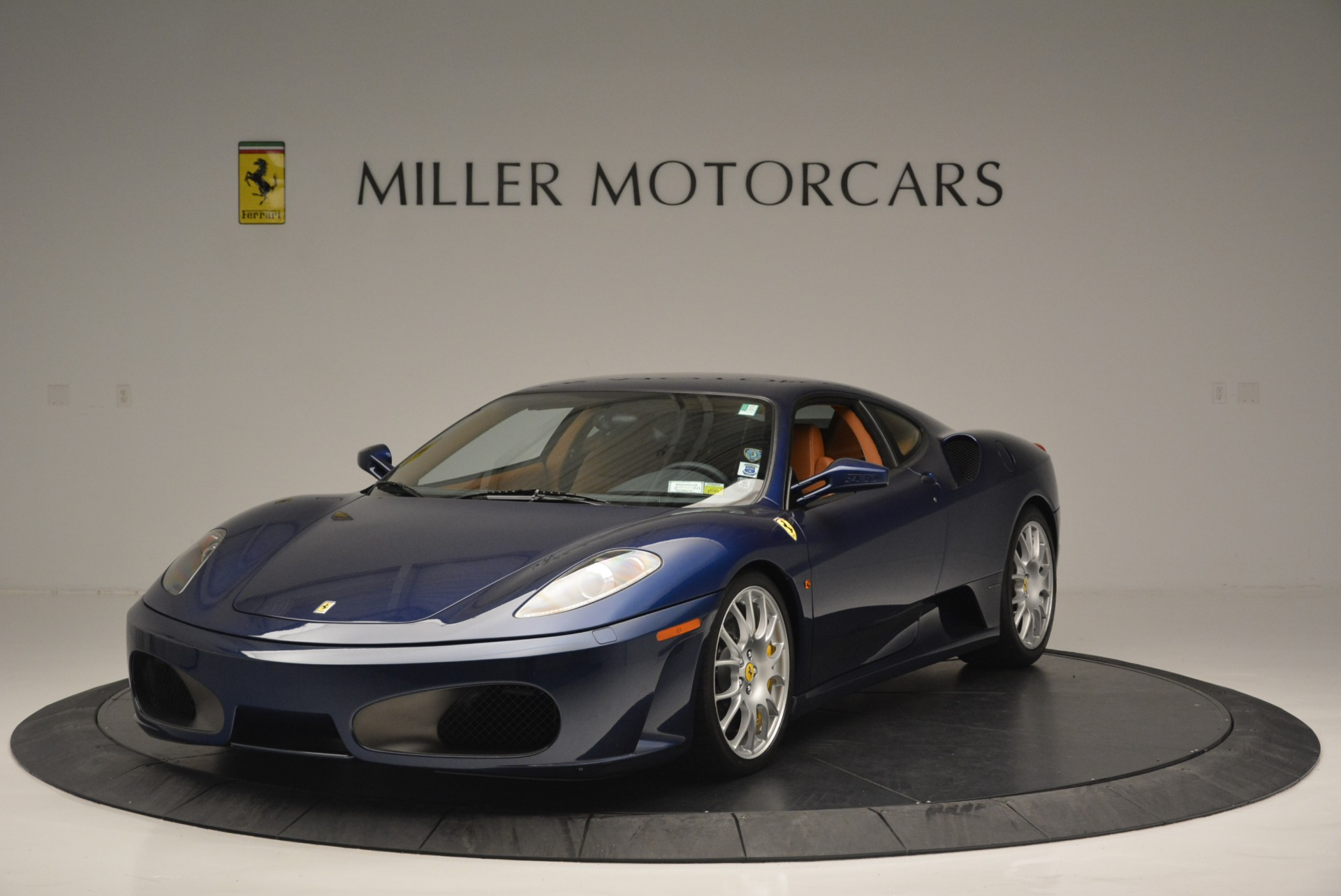 Used 2009 Ferrari F430 6-Speed Manual for sale Sold at Alfa Romeo of Greenwich in Greenwich CT 06830 1
