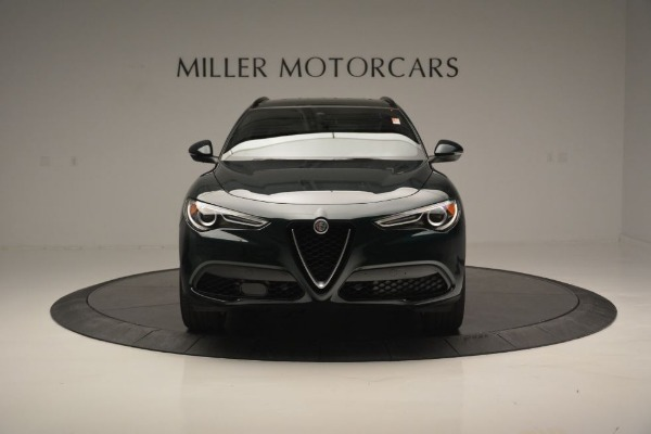 New 2018 Alfa Romeo Stelvio Ti Sport Q4 for sale Sold at Alfa Romeo of Greenwich in Greenwich CT 06830 13