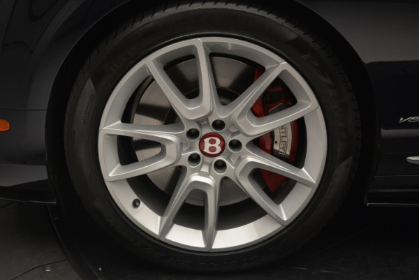 Used 2016 Bentley Continental GTC V8 S for sale Sold at Alfa Romeo of Greenwich in Greenwich CT 06830 20