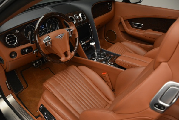 Used 2016 Bentley Continental GTC V8 S for sale Sold at Alfa Romeo of Greenwich in Greenwich CT 06830 22