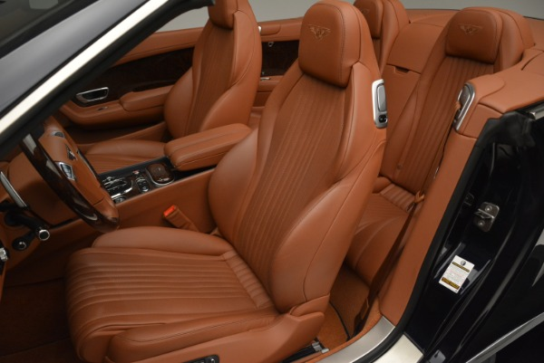 Used 2016 Bentley Continental GTC V8 S for sale Sold at Alfa Romeo of Greenwich in Greenwich CT 06830 23
