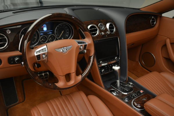 Used 2016 Bentley Continental GTC V8 S for sale Sold at Alfa Romeo of Greenwich in Greenwich CT 06830 25