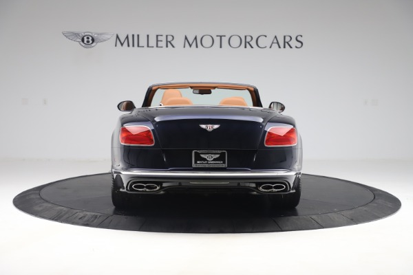 Used 2016 Bentley Continental GTC V8 S for sale Sold at Alfa Romeo of Greenwich in Greenwich CT 06830 6