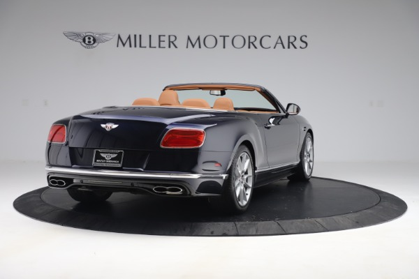 Used 2016 Bentley Continental GTC V8 S for sale Sold at Alfa Romeo of Greenwich in Greenwich CT 06830 7