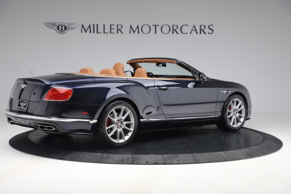 Used 2016 Bentley Continental GTC V8 S for sale Sold at Alfa Romeo of Greenwich in Greenwich CT 06830 9