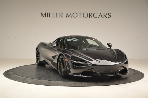 Used 2018 McLaren 720S Coupe for sale Sold at Alfa Romeo of Greenwich in Greenwich CT 06830 11