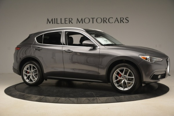 New 2018 Alfa Romeo Stelvio Ti Q4 for sale Sold at Alfa Romeo of Greenwich in Greenwich CT 06830 10