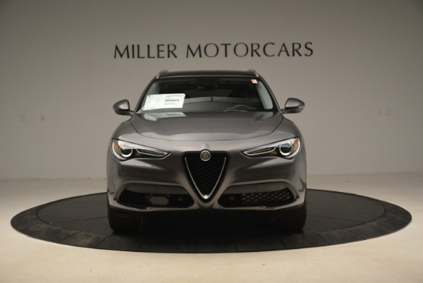 New 2018 Alfa Romeo Stelvio Ti Q4 for sale Sold at Alfa Romeo of Greenwich in Greenwich CT 06830 12