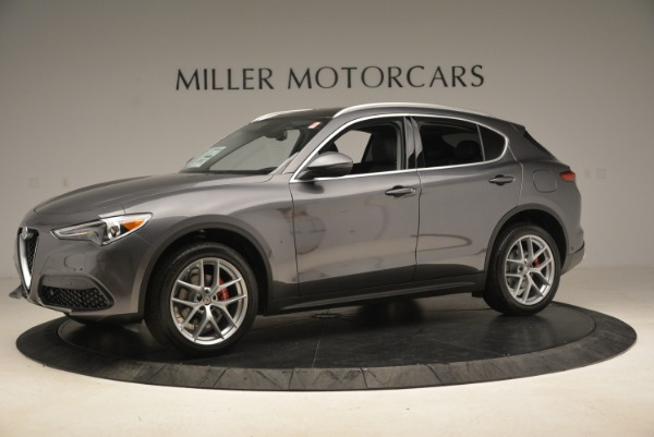 New 2018 Alfa Romeo Stelvio Ti Q4 for sale Sold at Alfa Romeo of Greenwich in Greenwich CT 06830 2