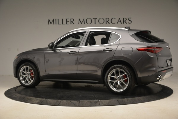 New 2018 Alfa Romeo Stelvio Ti Q4 for sale Sold at Alfa Romeo of Greenwich in Greenwich CT 06830 4