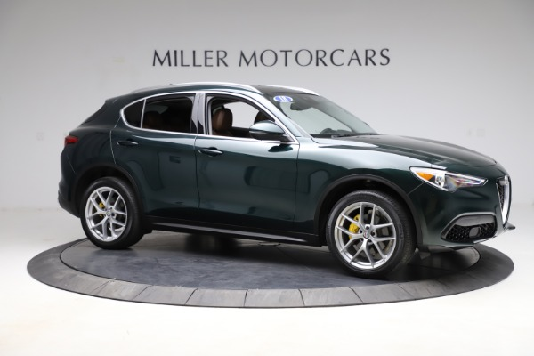 Used 2018 Alfa Romeo Stelvio Ti Q4 for sale $32,900 at Alfa Romeo of Greenwich in Greenwich CT 06830 10