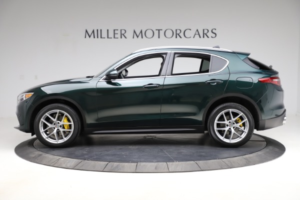 Used 2018 Alfa Romeo Stelvio Ti Q4 for sale $32,900 at Alfa Romeo of Greenwich in Greenwich CT 06830 3