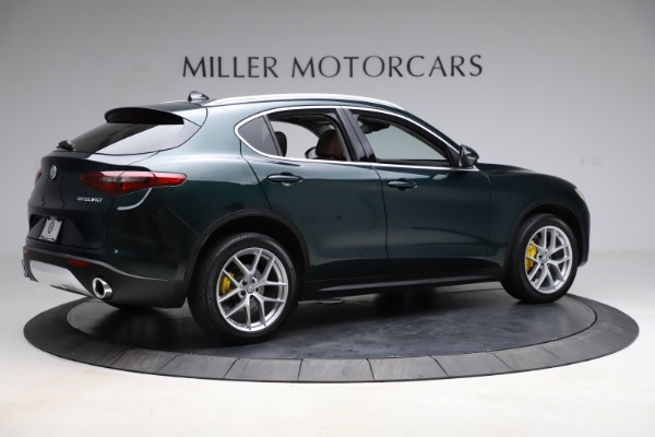 Used 2018 Alfa Romeo Stelvio Ti Q4 for sale $32,900 at Alfa Romeo of Greenwich in Greenwich CT 06830 8