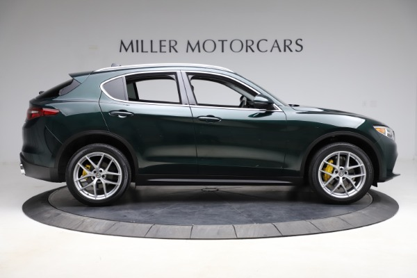 Used 2018 Alfa Romeo Stelvio Ti Q4 for sale $32,900 at Alfa Romeo of Greenwich in Greenwich CT 06830 9