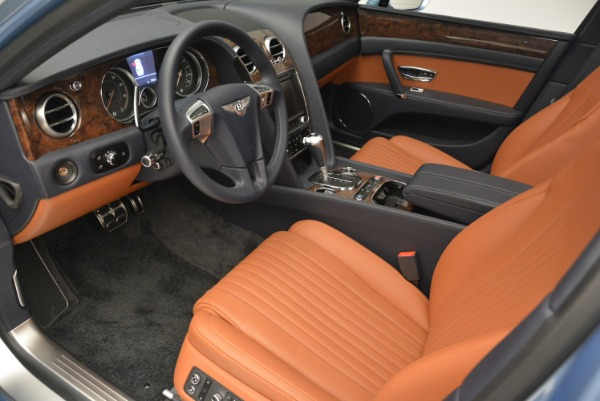 New 2018 Bentley Flying Spur V8 for sale Sold at Alfa Romeo of Greenwich in Greenwich CT 06830 15