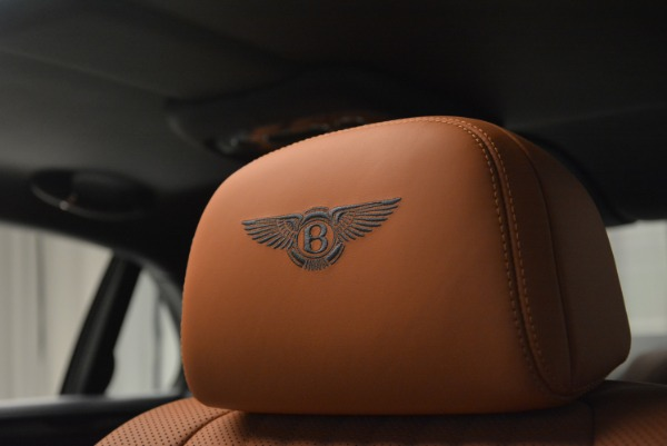 New 2018 Bentley Flying Spur V8 for sale Sold at Alfa Romeo of Greenwich in Greenwich CT 06830 17