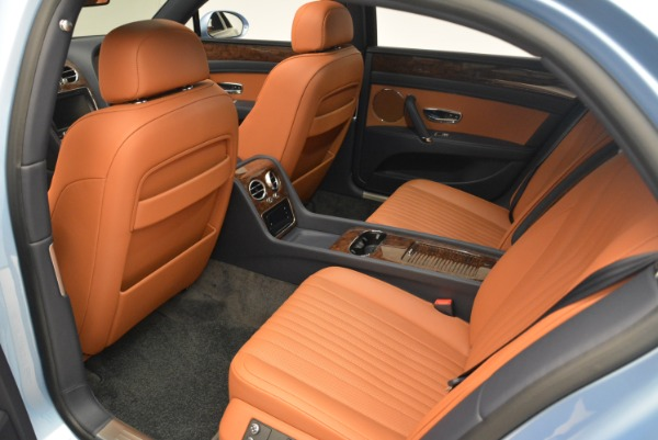 New 2018 Bentley Flying Spur V8 for sale Sold at Alfa Romeo of Greenwich in Greenwich CT 06830 18