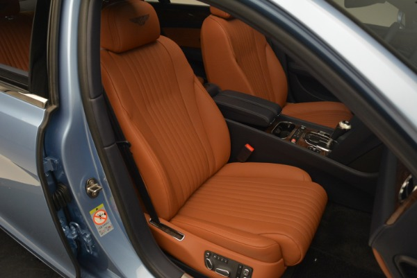 New 2018 Bentley Flying Spur V8 for sale Sold at Alfa Romeo of Greenwich in Greenwich CT 06830 23