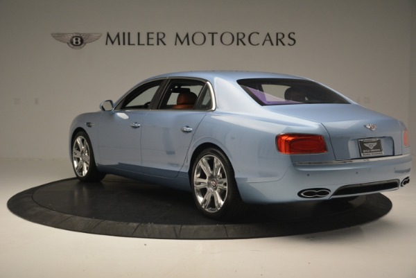 New 2018 Bentley Flying Spur V8 for sale Sold at Alfa Romeo of Greenwich in Greenwich CT 06830 5