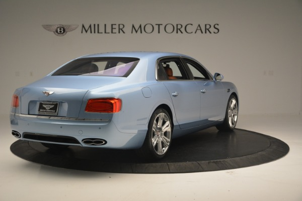 New 2018 Bentley Flying Spur V8 for sale Sold at Alfa Romeo of Greenwich in Greenwich CT 06830 7