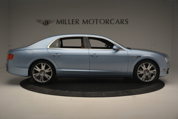 New 2018 Bentley Flying Spur V8 for sale Sold at Alfa Romeo of Greenwich in Greenwich CT 06830 9