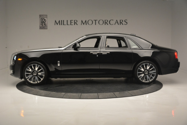 New 2019 Rolls-Royce Ghost for sale Sold at Alfa Romeo of Greenwich in Greenwich CT 06830 3