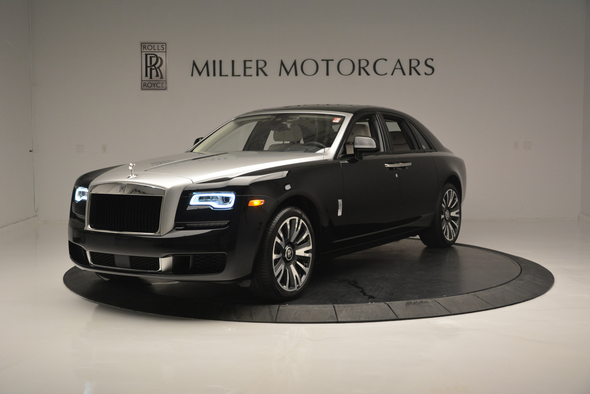 New 2019 Rolls-Royce Ghost for sale Sold at Alfa Romeo of Greenwich in Greenwich CT 06830 1