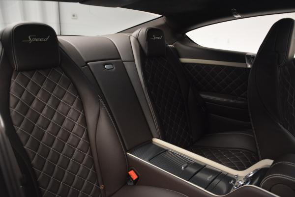 Used 2016 Bentley Continental GT Speed for sale Sold at Alfa Romeo of Greenwich in Greenwich CT 06830 19