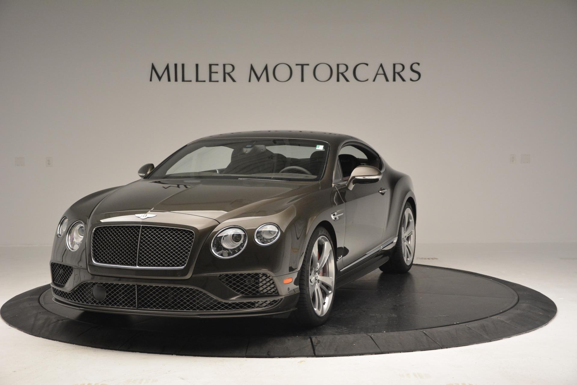 Used 2016 Bentley Continental GT Speed for sale Sold at Alfa Romeo of Greenwich in Greenwich CT 06830 1