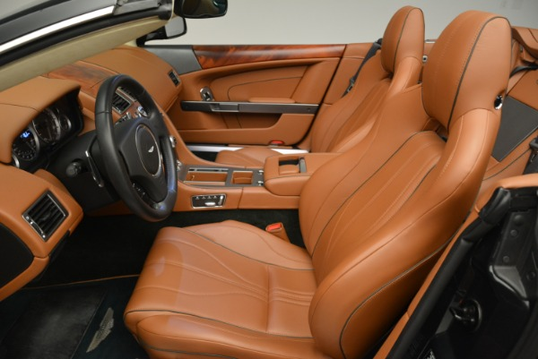 Used 2012 Aston Martin Virage Volante for sale Sold at Alfa Romeo of Greenwich in Greenwich CT 06830 19