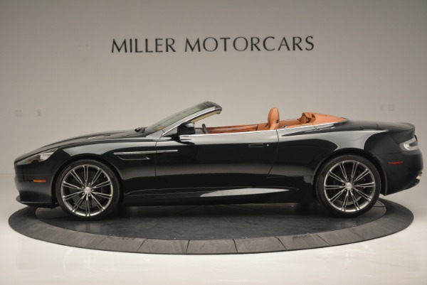 Used 2012 Aston Martin Virage Volante for sale Sold at Alfa Romeo of Greenwich in Greenwich CT 06830 3
