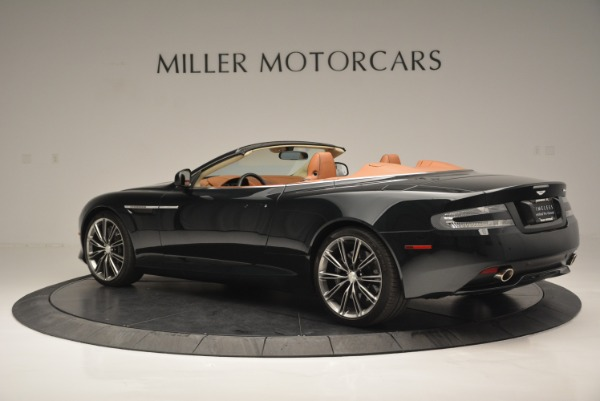 Used 2012 Aston Martin Virage Volante for sale Sold at Alfa Romeo of Greenwich in Greenwich CT 06830 4