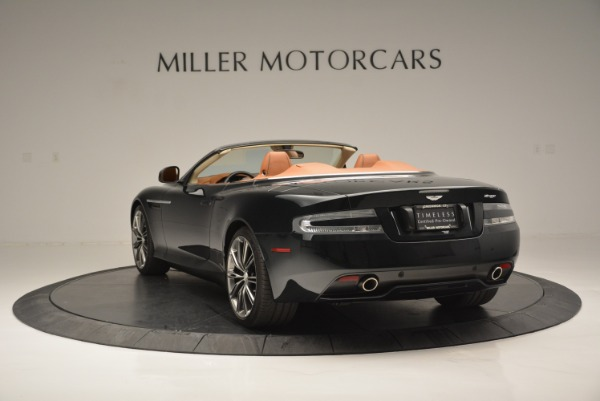 Used 2012 Aston Martin Virage Volante for sale Sold at Alfa Romeo of Greenwich in Greenwich CT 06830 5