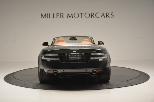 Used 2012 Aston Martin Virage Volante for sale Sold at Alfa Romeo of Greenwich in Greenwich CT 06830 6