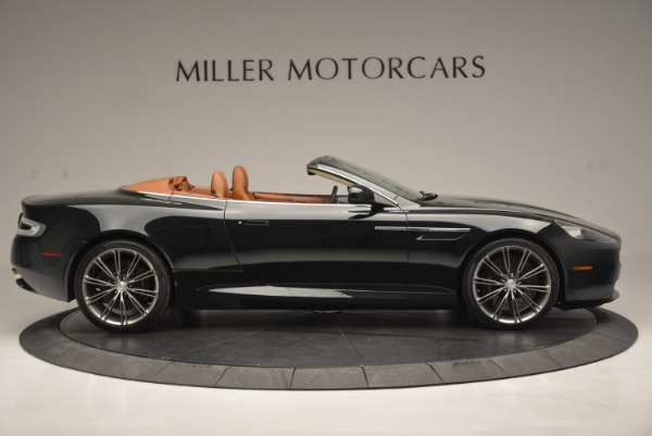 Used 2012 Aston Martin Virage Volante for sale Sold at Alfa Romeo of Greenwich in Greenwich CT 06830 9