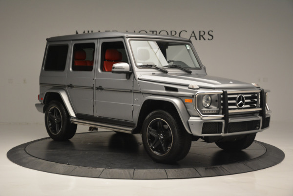 Used 2016 Mercedes-Benz G-Class G 550 for sale Sold at Alfa Romeo of Greenwich in Greenwich CT 06830 10