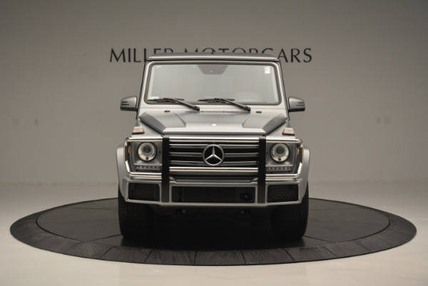 Used 2016 Mercedes-Benz G-Class G 550 for sale Sold at Alfa Romeo of Greenwich in Greenwich CT 06830 12