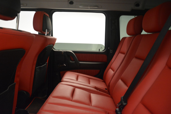 Used 2016 Mercedes-Benz G-Class G 550 for sale Sold at Alfa Romeo of Greenwich in Greenwich CT 06830 24