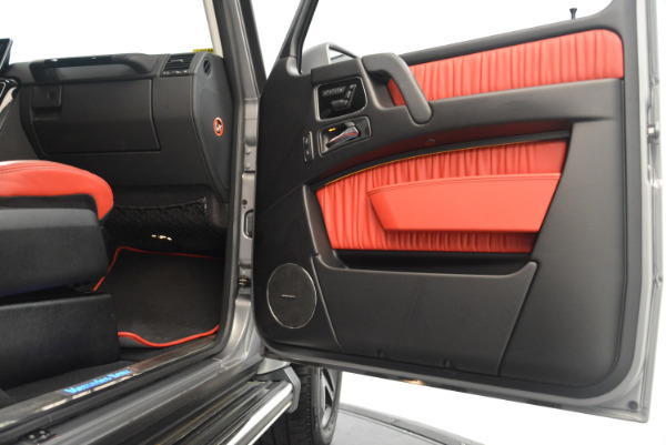 Used 2016 Mercedes-Benz G-Class G 550 for sale Sold at Alfa Romeo of Greenwich in Greenwich CT 06830 25