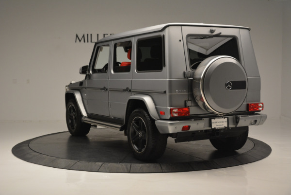 Used 2016 Mercedes-Benz G-Class G 550 for sale Sold at Alfa Romeo of Greenwich in Greenwich CT 06830 5