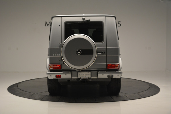 Used 2016 Mercedes-Benz G-Class G 550 for sale Sold at Alfa Romeo of Greenwich in Greenwich CT 06830 6