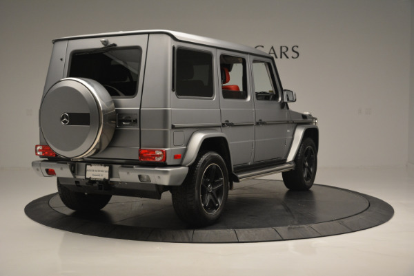 Used 2016 Mercedes-Benz G-Class G 550 for sale Sold at Alfa Romeo of Greenwich in Greenwich CT 06830 7